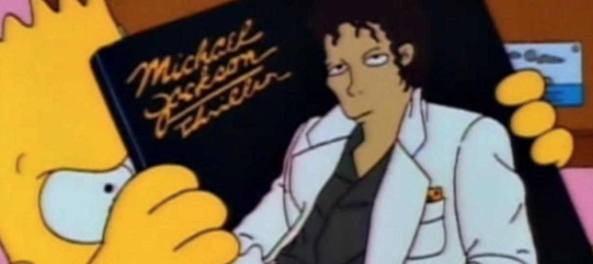 Após documentário polêmico, episódio de Os Simpsons com Michael Jackson será removido