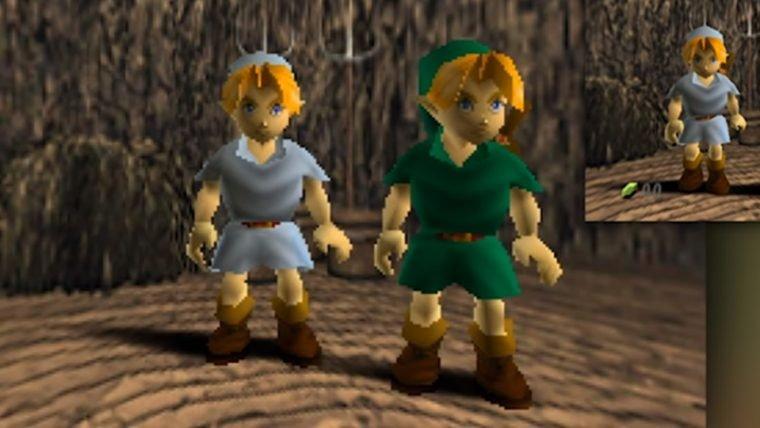 Mod adiciona modo cooperativo de até 15 jogadores em Zelda: Ocarina of Time