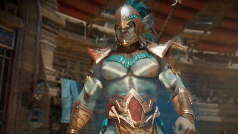 Mortal Kombat 11 | Trailer dublado mostra mais de Jacqui Briggs e Kotal Kahn
