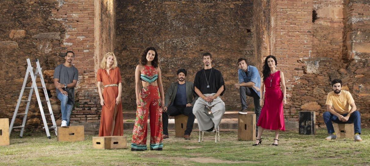 O Escolhido   Série brasileira de terror da Netflix vai mostrar debate entre fé e ciência