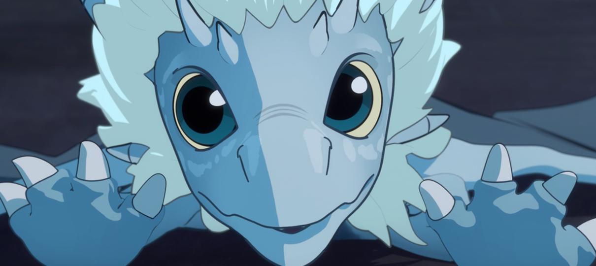 O Príncipe Dragão   Terceira temporada é anunciada; veja pôster