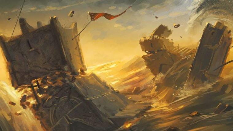 O Senhor dos Anéis | Conheça a história da Queda de Númenor, que pode inspirar a série