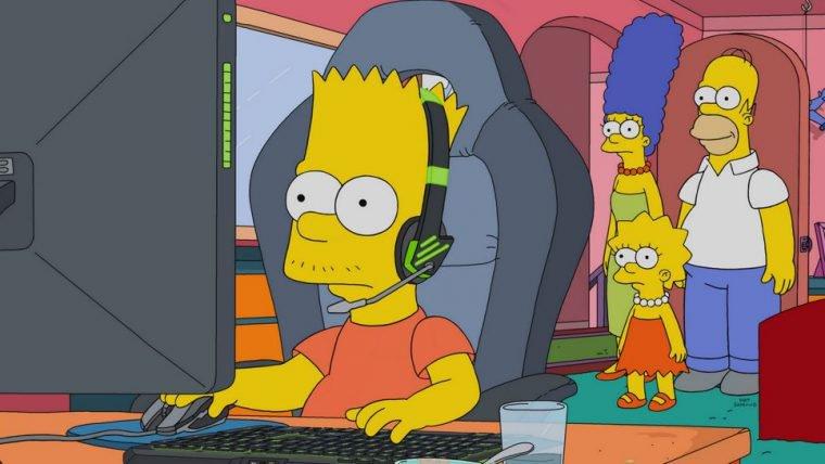 Os Simpsons | Bart vai competir em torneio de esports em novo episódio