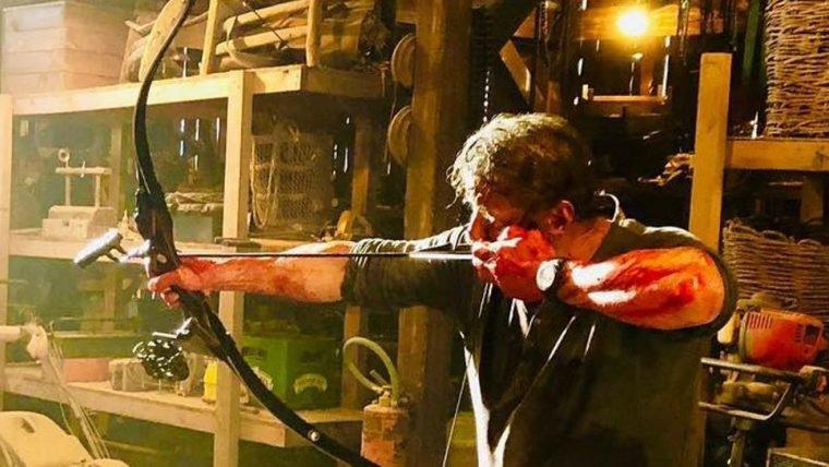 Rambo V: Last Blood | John aparece ensanguentado em nova foto