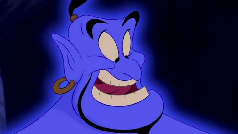 Aladdin | Will Smith publica homenagem a Robin Williams