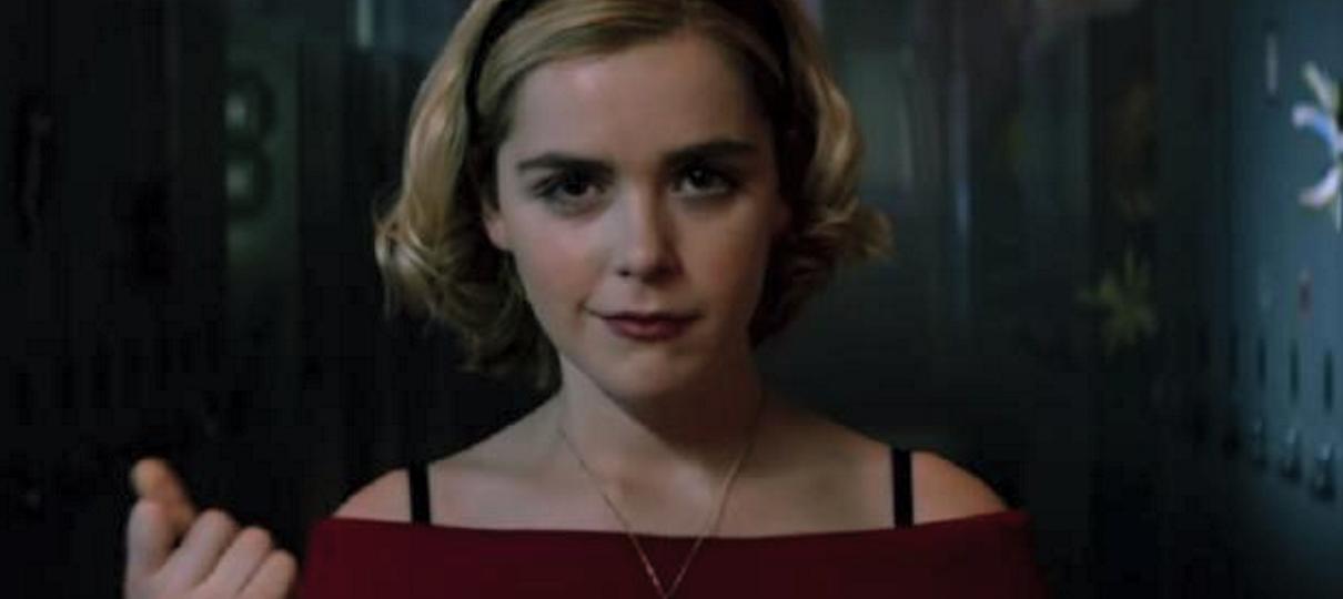 O Mundo Sombrio de Sabrina | Novo teaser revela o nome dos episódios da segunda temporada