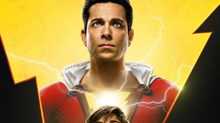 Shazam! | DVDs terão 20 minutos de cenas adicionais e alternativas