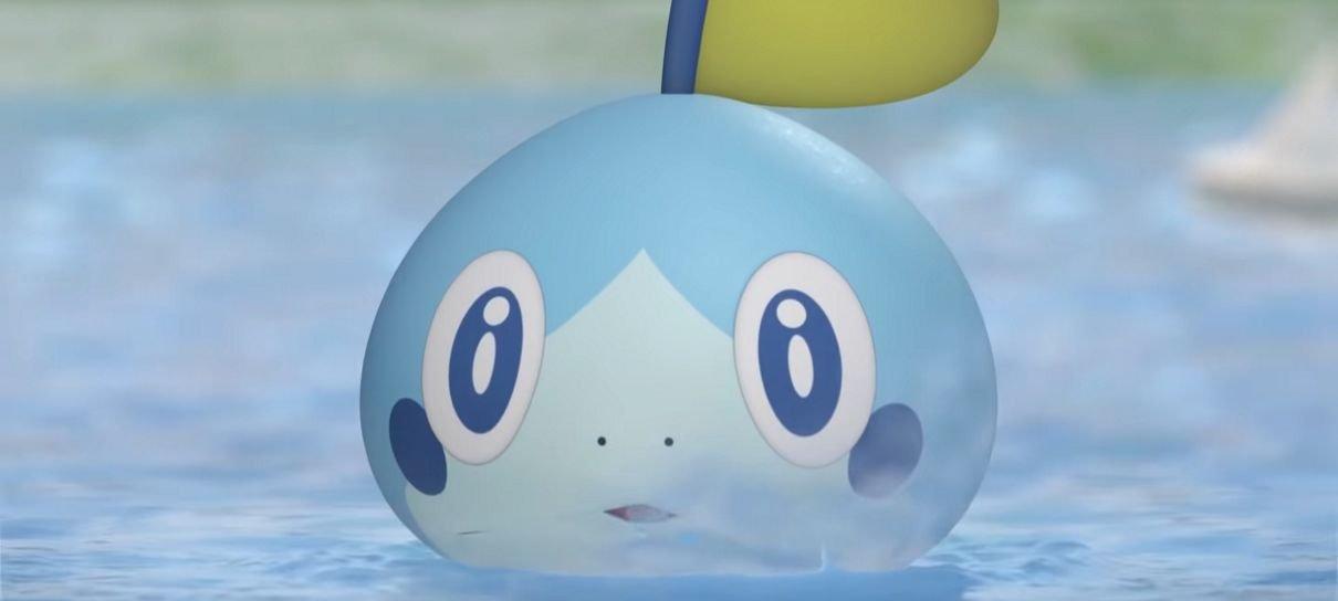 Artista de Detetive Pikachu criou uma versão realista do Sobble de Pokémon Sword & Shield