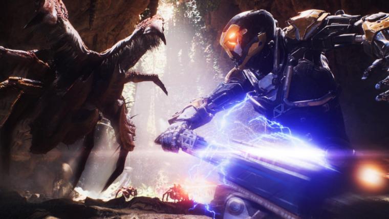 Sony deu reembolso para jogadores que sofreram com crashes de Anthem