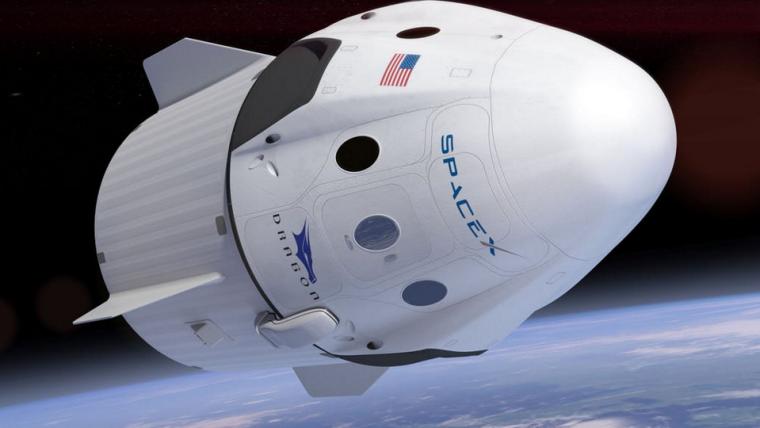 Cápsula de passageiros da SpaceX pousou com sucesso na Terra após viagem espacial