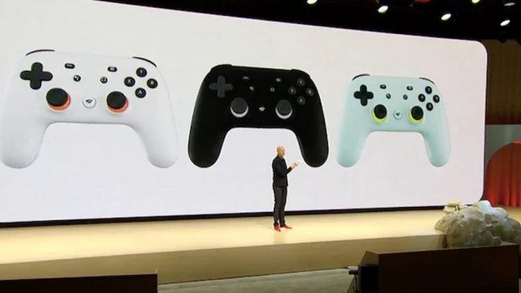 Stadia promete melhorar experiências com streaming e lives