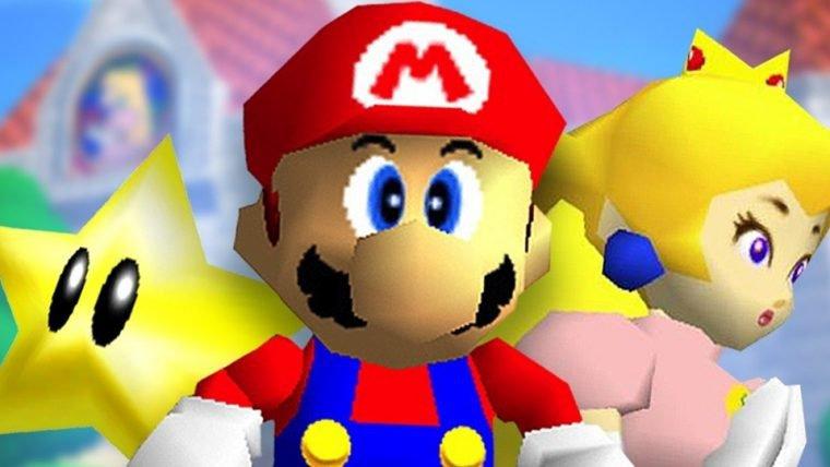 Super Mario 64 | Jogador derrota Bowser sem usar o analógico
