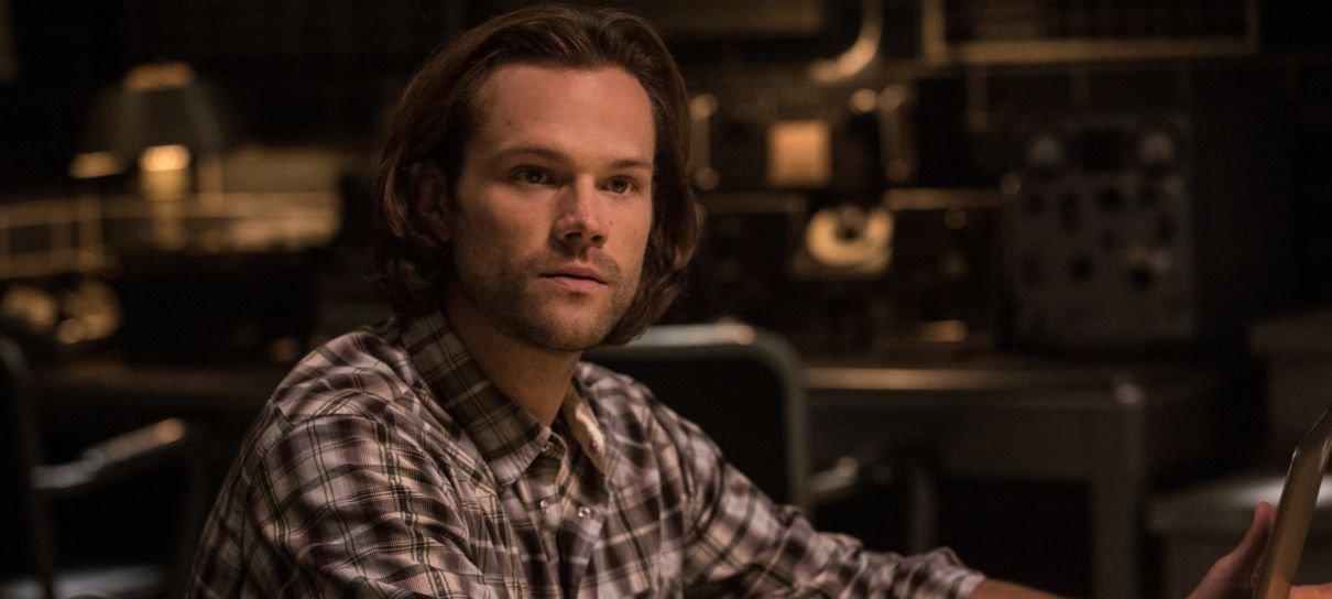 Supernatural | Jared Padalecki encerra as filmagens da temporada 14 com foto em família