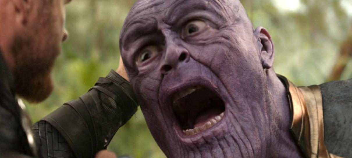 Vingadores: Ultimato   As pessoas querem que Thanos seja derrotado de uma maneira peCUliar