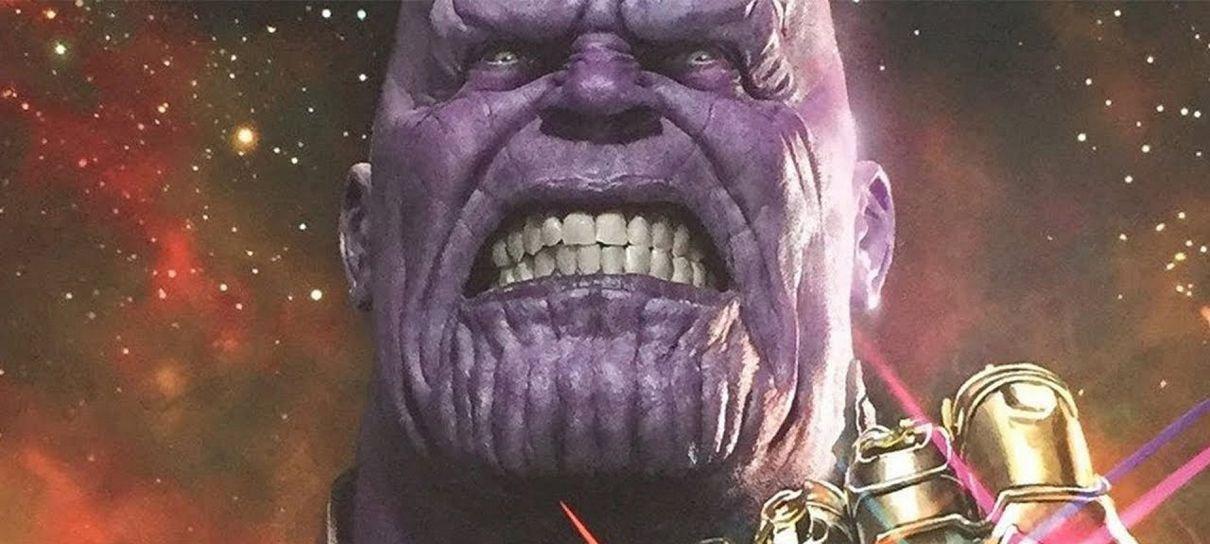 Vingadores: Ultimato   Josh Brolin entra na zoeira da luta do Homem-Formiga contra Thanos