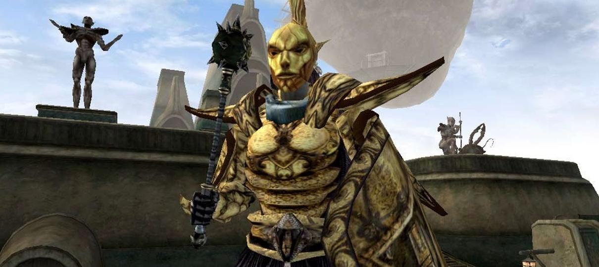 The Elder Scrolls III: Morrowind está de graça no site oficial da Bethesda