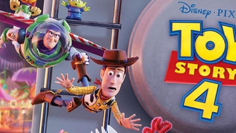Toy Story 4   Brinquedos embarcam na aventura de suas vidas em novo cartaz