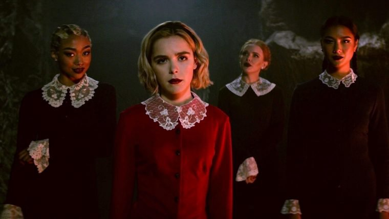 O Mundo Sombrio de Sabrina | Trailer da nova temporada traz romances e muitas capirotagens