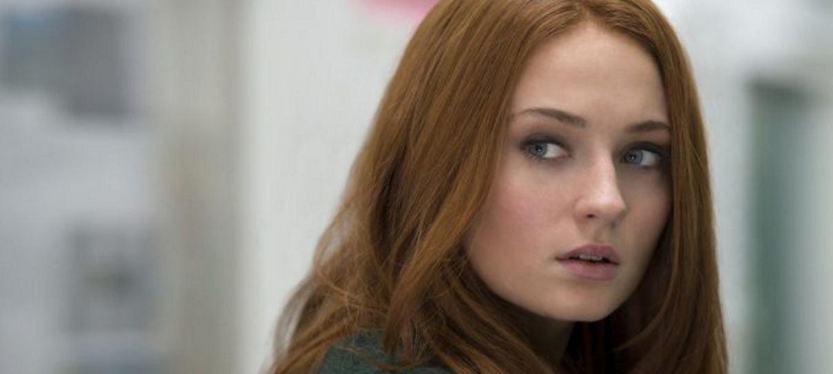 X-Men   Sophie Turner relata desconforto ao trabalhar com Bryan Singer