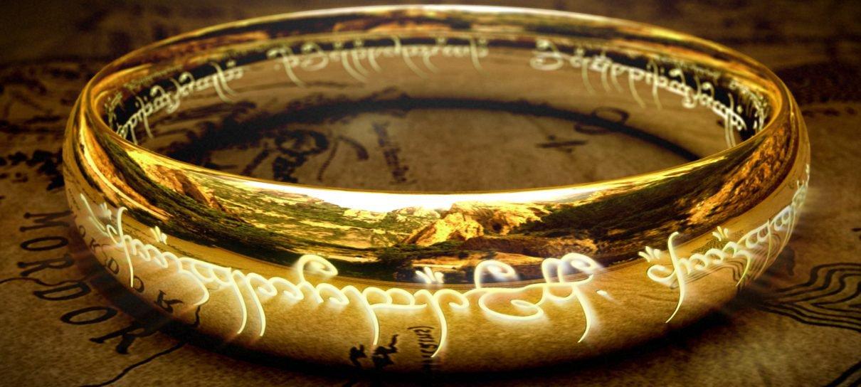 O Senhor dos Anéis   Conheça a nova versão brasileira dos versos do Um Anel