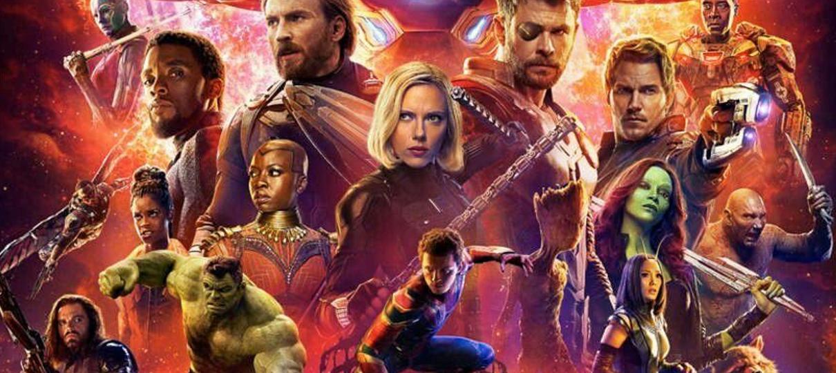 Evolução dos cartazes de Vingadores mostra ascensão e queda da equipe de heróis