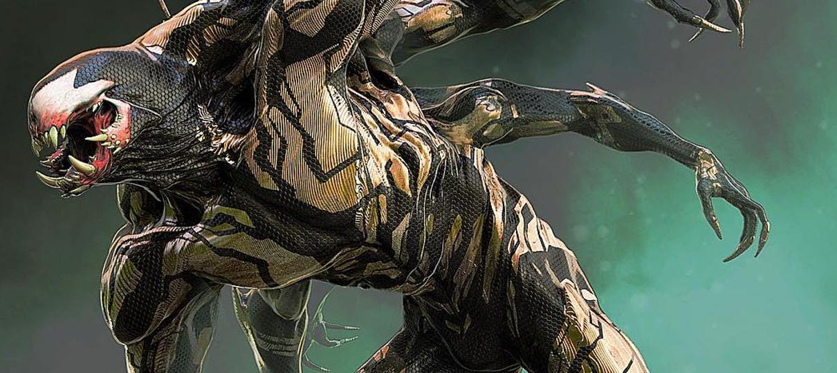 Vingadores | Arte conceitual mostra design alternativo dos lacaios de Thanos