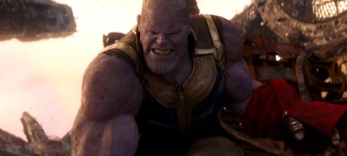 Vingadores: Ultimato | Vídeo mostra como seria AQUELA luta entre Homem-Formiga e Thanos