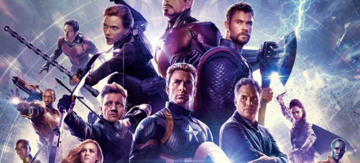 Vingadores: Ultimato não tem cenas pós-créditos