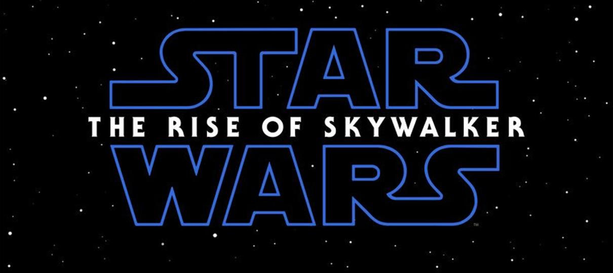 Star Wars: A Ascensão Skywalker ganha primeiro cartaz oficial