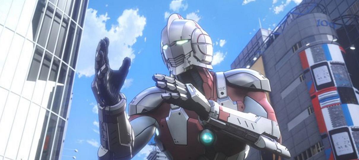 Ultraman   Diretores explicam o motivo do herói não ser mais gigante