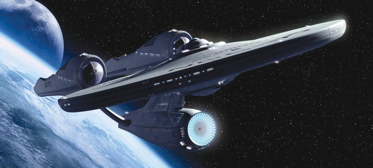 Star Trek   Nickelodeon vai produzir animação infantojuvenil da franquia
