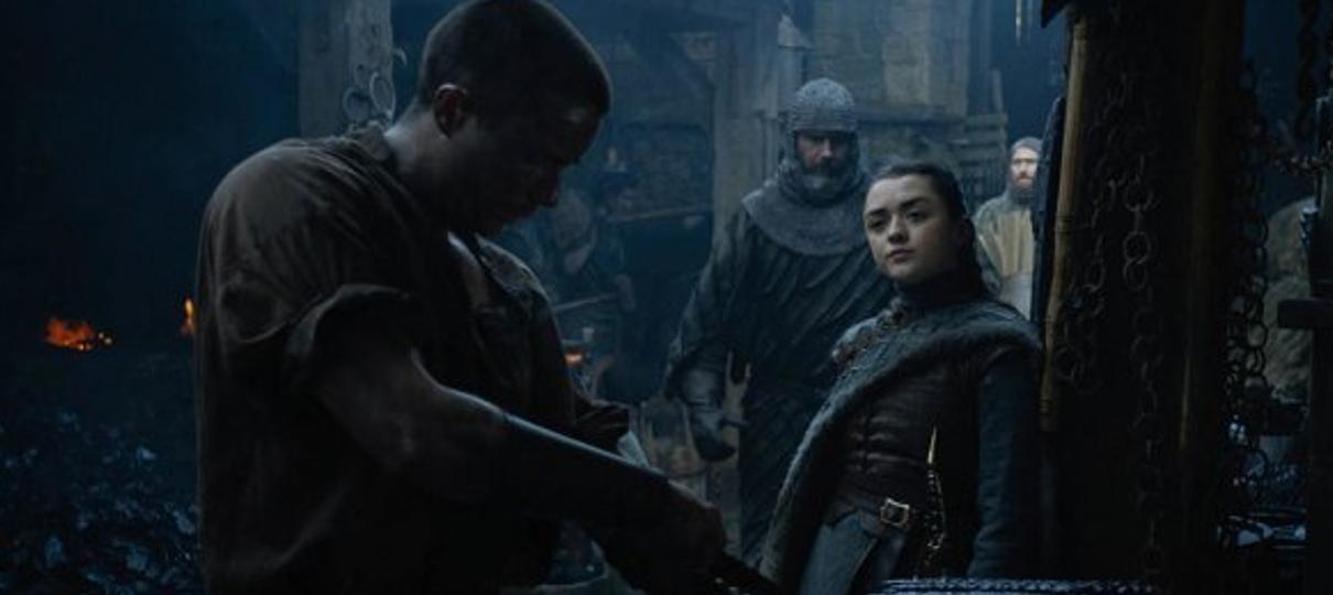 Game of Thrones | Criadores explicam aquela cena com Arya Stark