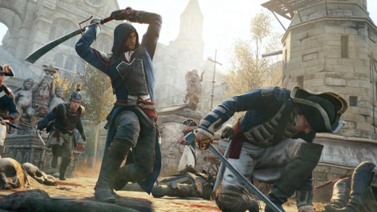 Assassin's Creed Unity ficou entre os mais vendidos no Steam após incêndio de Notre-Dame