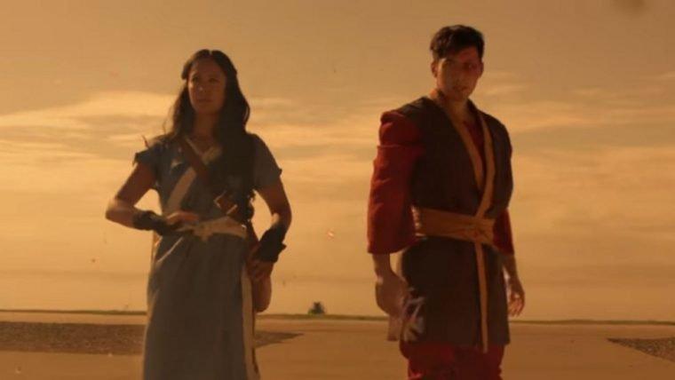 Avatar The Last Airbender: Agni Kai   Confira o trailer do live-action feito por fãs