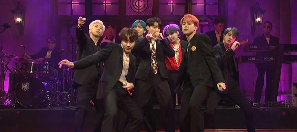Com BTS e Emma Stone, Saturday Night Live teve a pior audiência de 2019
