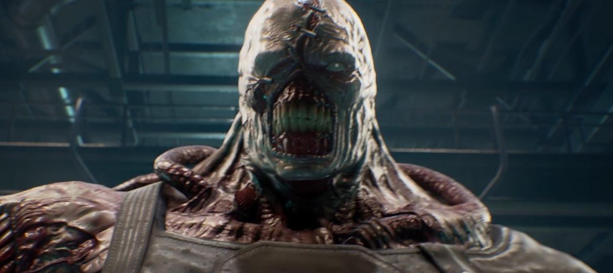 Capcom parece dar pistas sobre o remake de Resident Evil 3