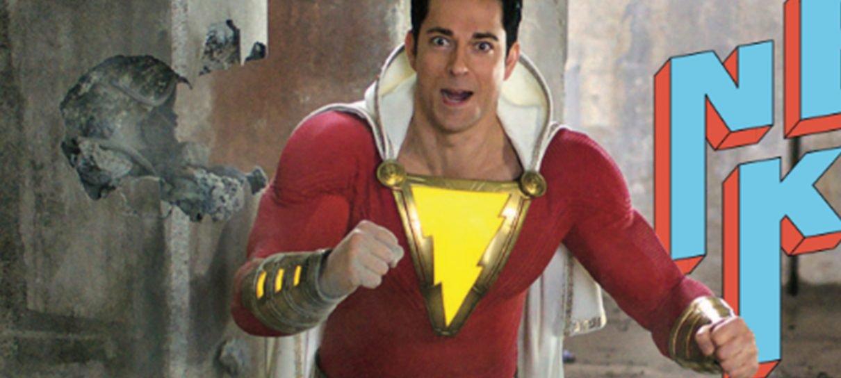 Shazam! | Saiba quais são as cenas pós-créditos do filme
