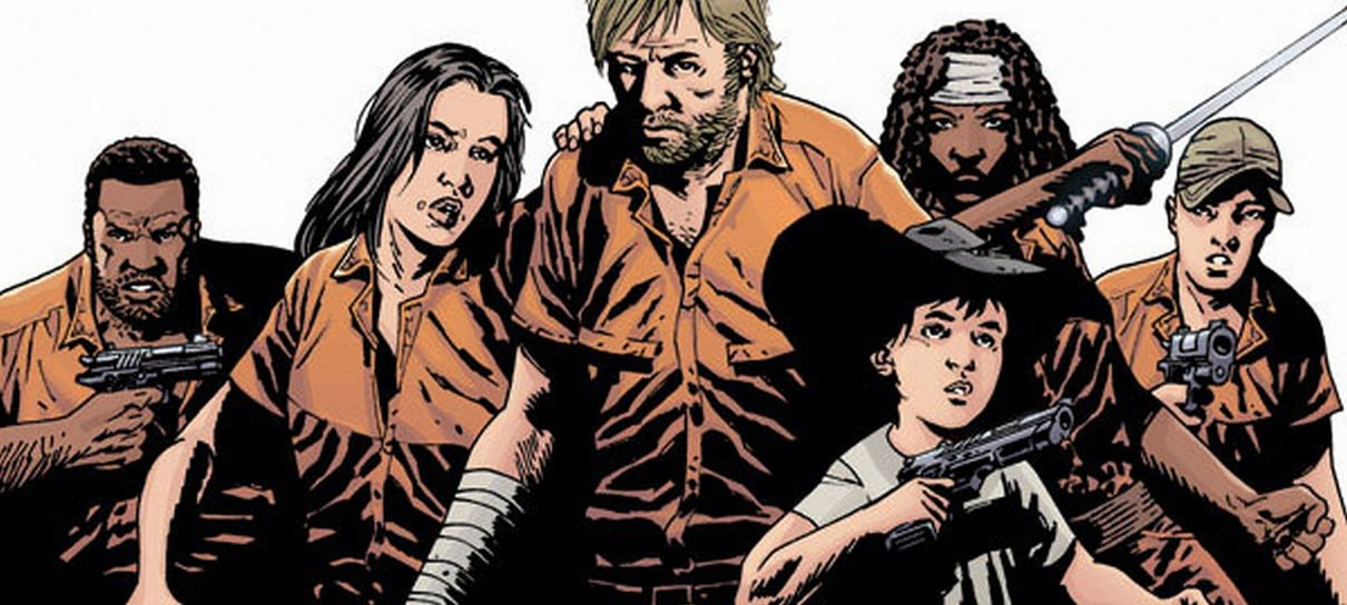 The Walking Dead terá livro spin-off ambientado na China