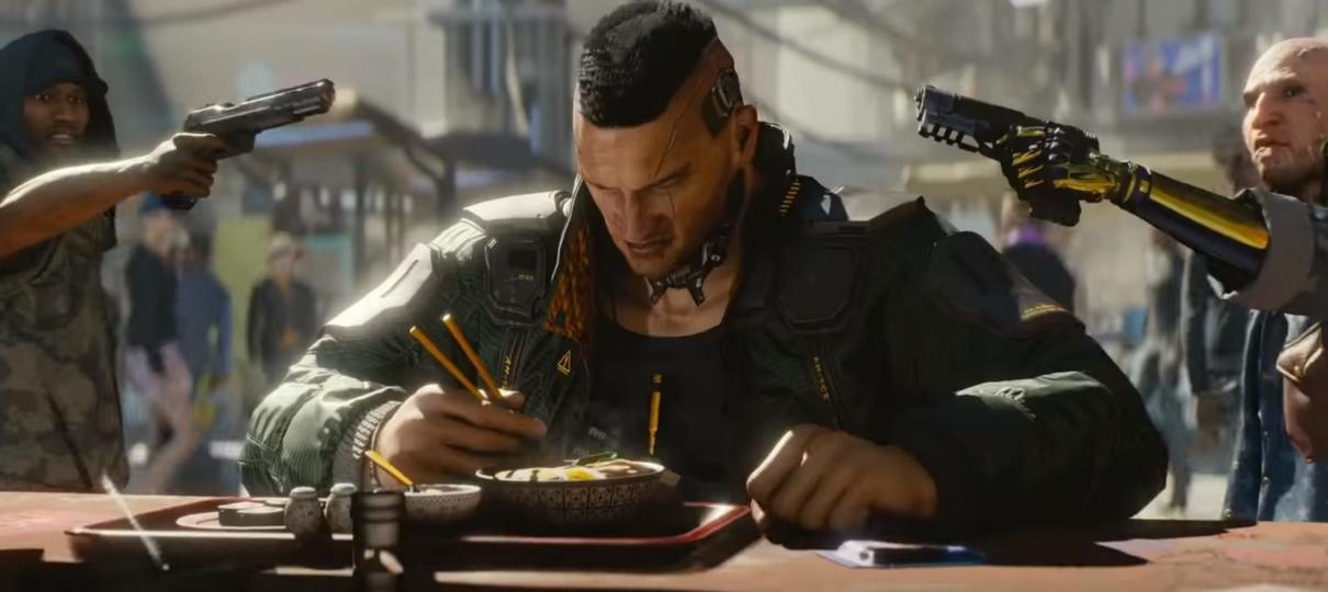 Cyberpunk 2077 é inspirado em Deus Ex e Vampire: The Masquerade, revela designer