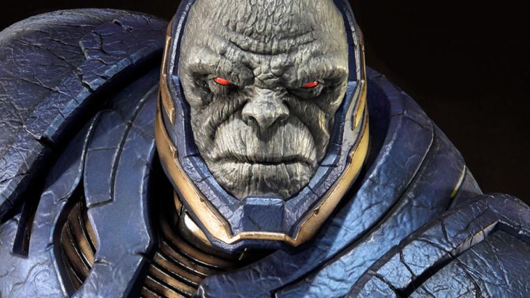Zack Snyder revela que ator de Argo interpretaria Darkseid na DC