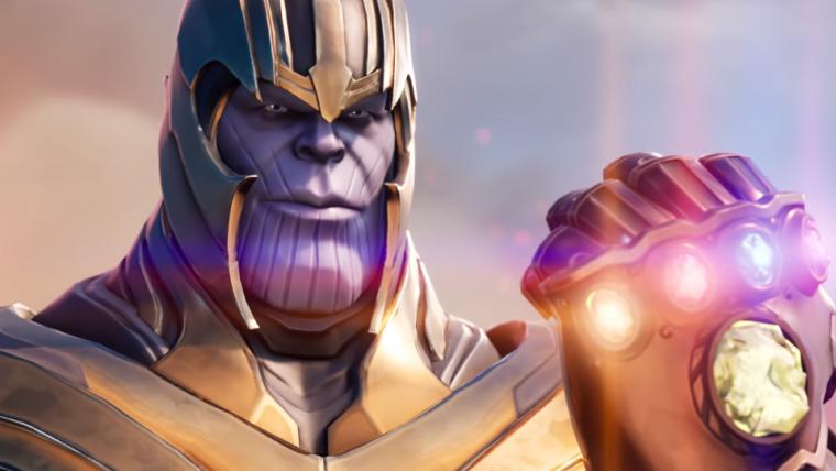Jogadores podem derrotar ou ajudar Thanos em modo especial de Fortnite; saiba mais