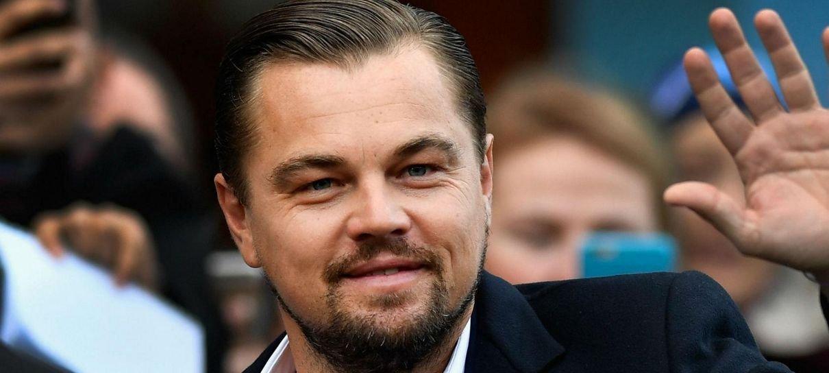 Leonardo DiCaprio pode estrelar próximo filme de Del Toro