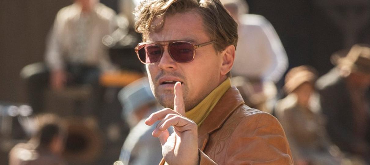 Era Uma Vez em Hollywood   Leonardo DiCaprio é destaque em nova imagem