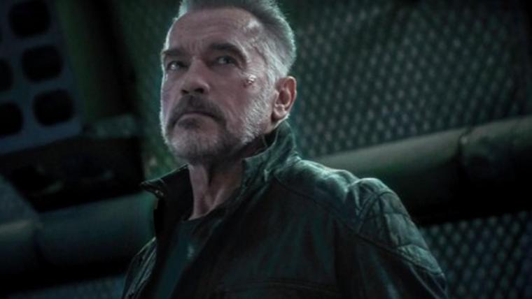 Fotos de Exterminador do Futuro: Destino Sombrio mostram protagonistas envelhecidos