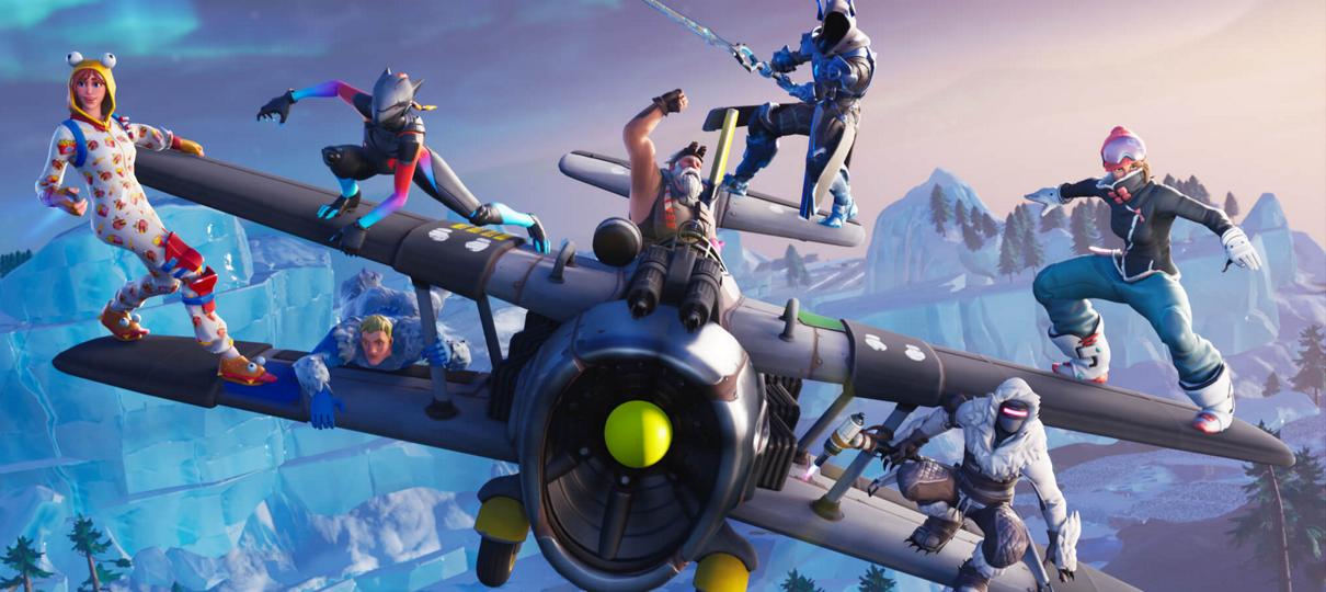 Fortnite | Jogadores podem fazer grupos com até 16 pessoas