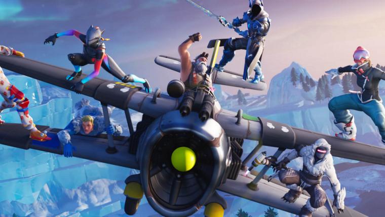 Fortnite   Jogadores podem fazer grupos com até 16 pessoas