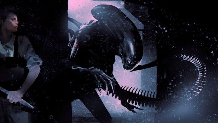 Franquia Alien vai ganhar um RPG de mesa
