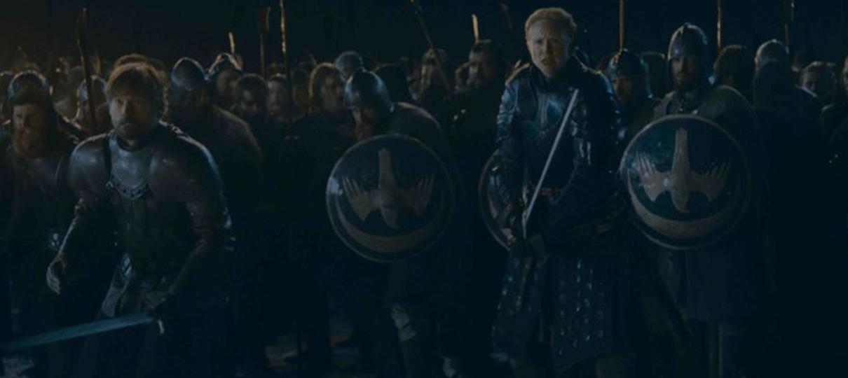Game of Thrones | Imagens do próximo episódio mostram batalha grandiosa