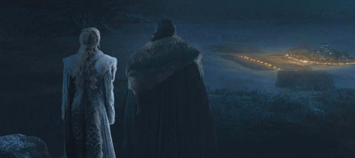 Imagem escura em Game of Thrones gera reclamações, mas foi feita intencionalmente