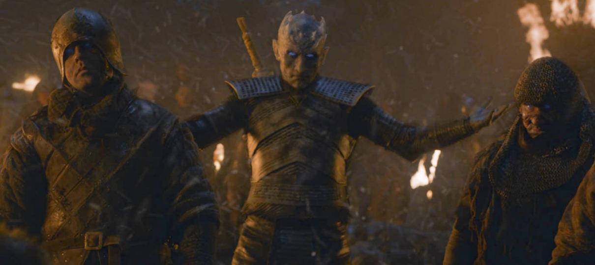 Game of Thrones   Batalha de Winterfell bate recorde de audiência da série